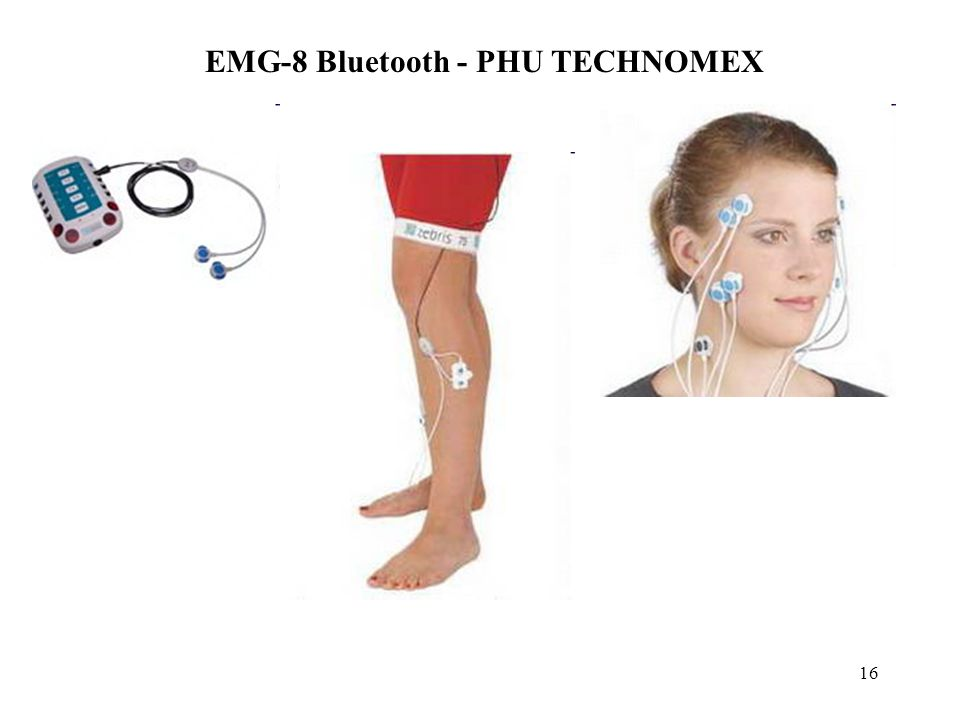 EMG-8 Bluetooth - PHU TECHNOMEX