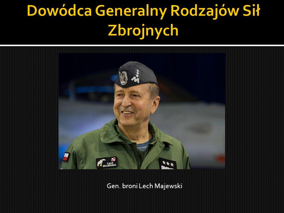 Dowódca Generalny Rodzajów Sił Zbrojnych