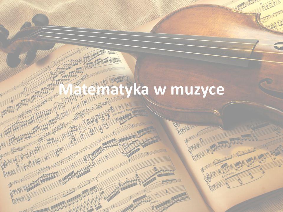 Matematyka w muzyce