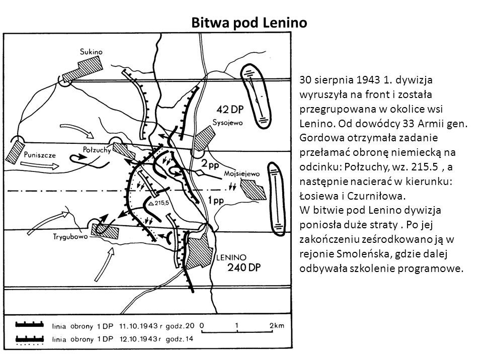 Bitwa pod Lenino