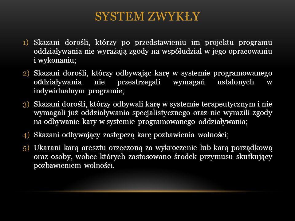 System zwykły