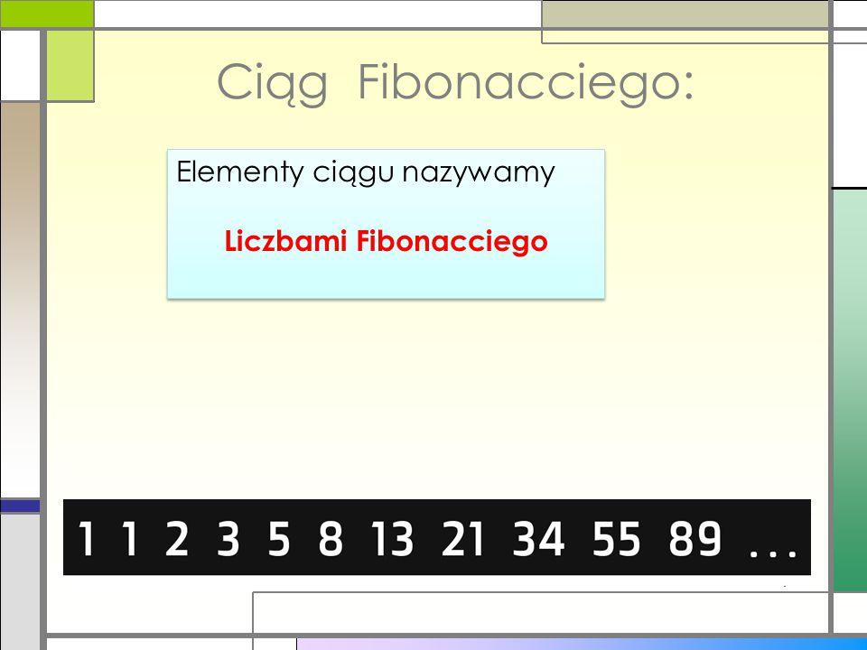 Liczbami Fibonacciego