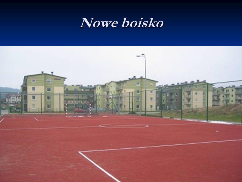 Nowe boisko
