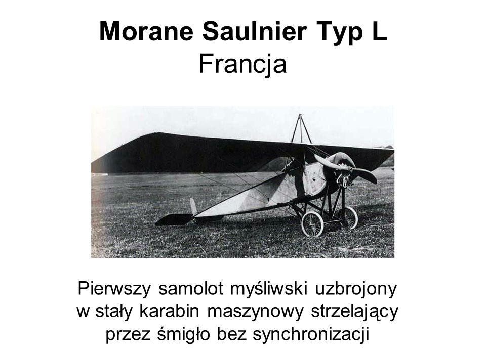 Morane Saulnier Typ L Francja