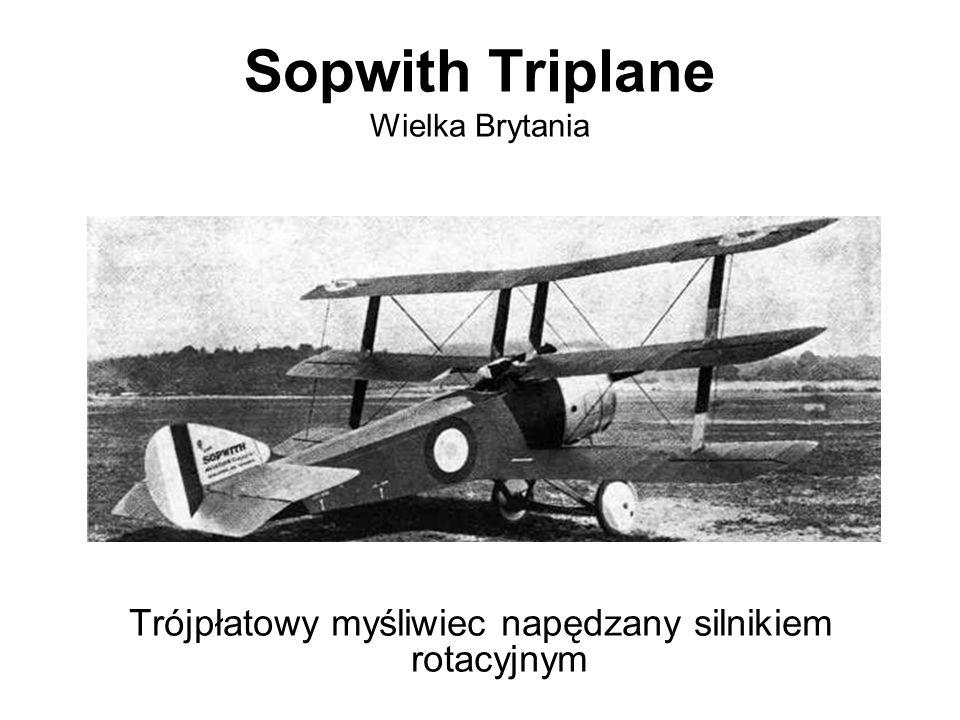 Sopwith Triplane Wielka Brytania