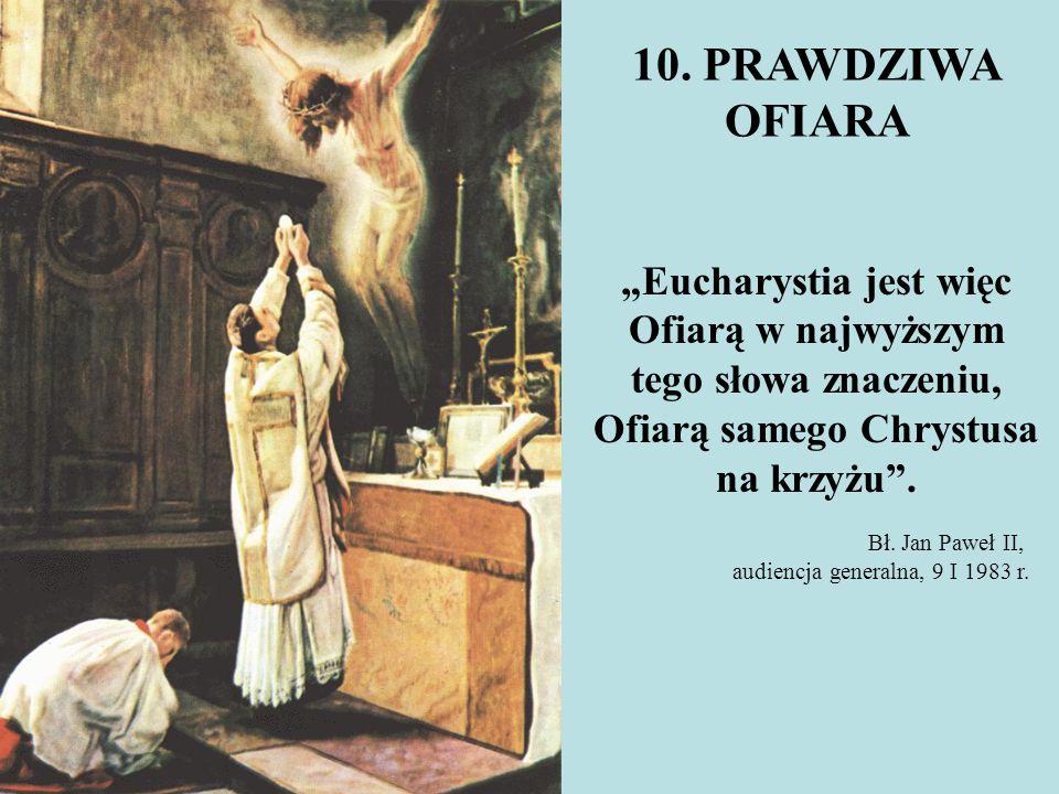 Bł. Jan Paweł II, audiencja generalna, 9 I 1983 r.