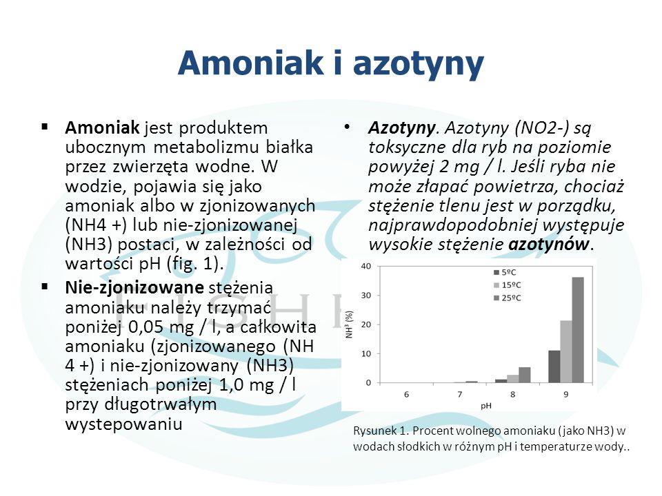 Amoniak i azotyny
