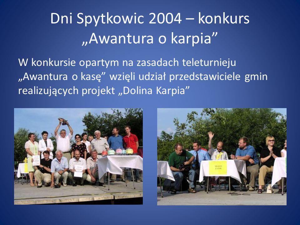 """Dni Spytkowic 2004 – konkurs """"Awantura o karpia"""