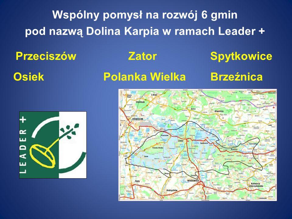 Wspólny pomysł na rozwój 6 gmin