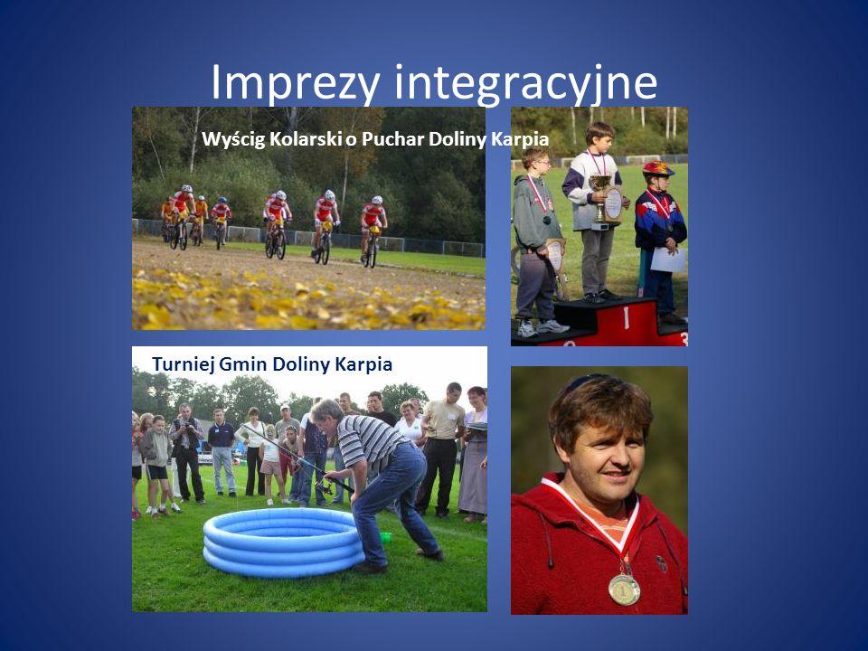 Imprezy integracyjne Wyścig Kolarski o Puchar Doliny Karpia