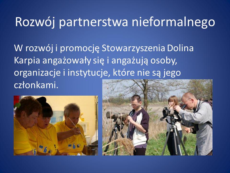 Rozwój partnerstwa nieformalnego