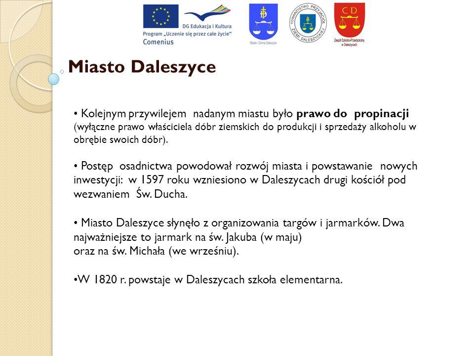 Miasto Daleszyce
