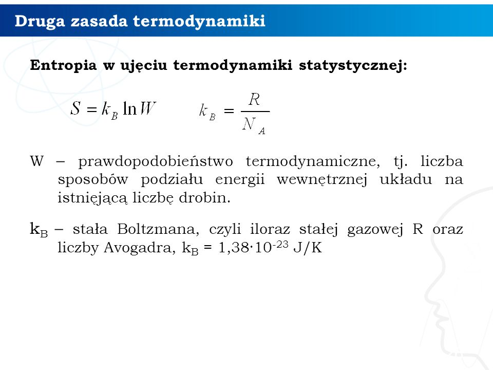 Druga zasada termodynamiki