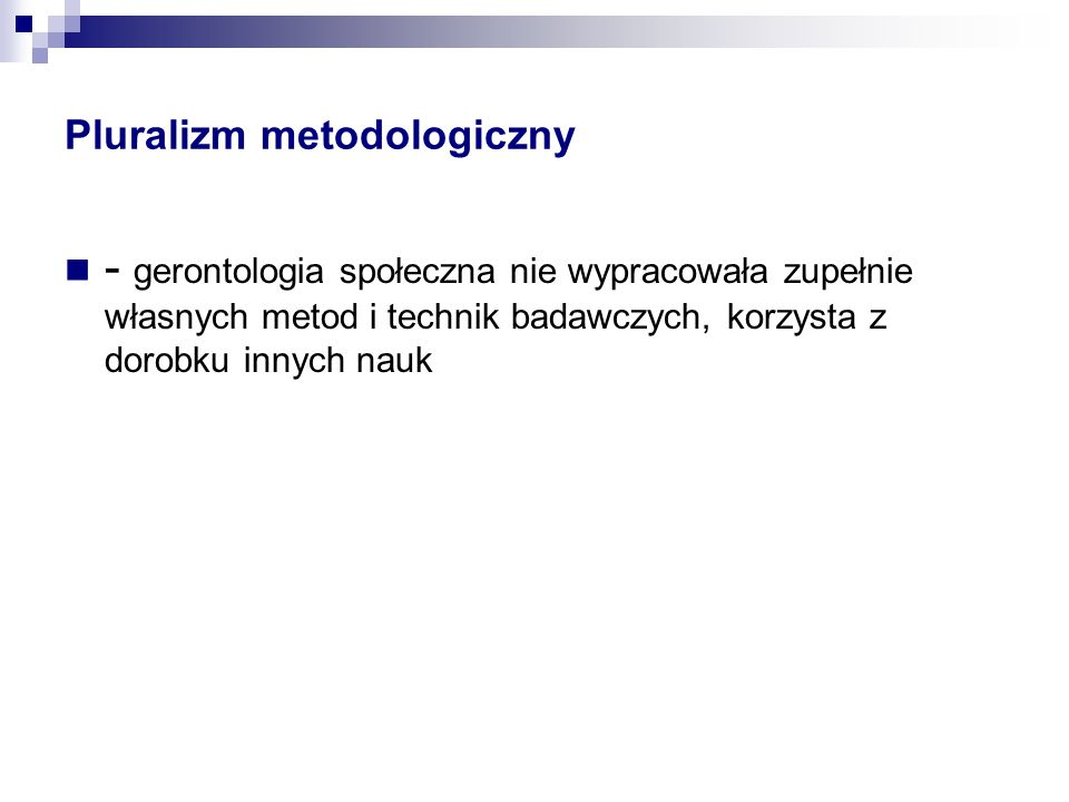Pluralizm metodologiczny