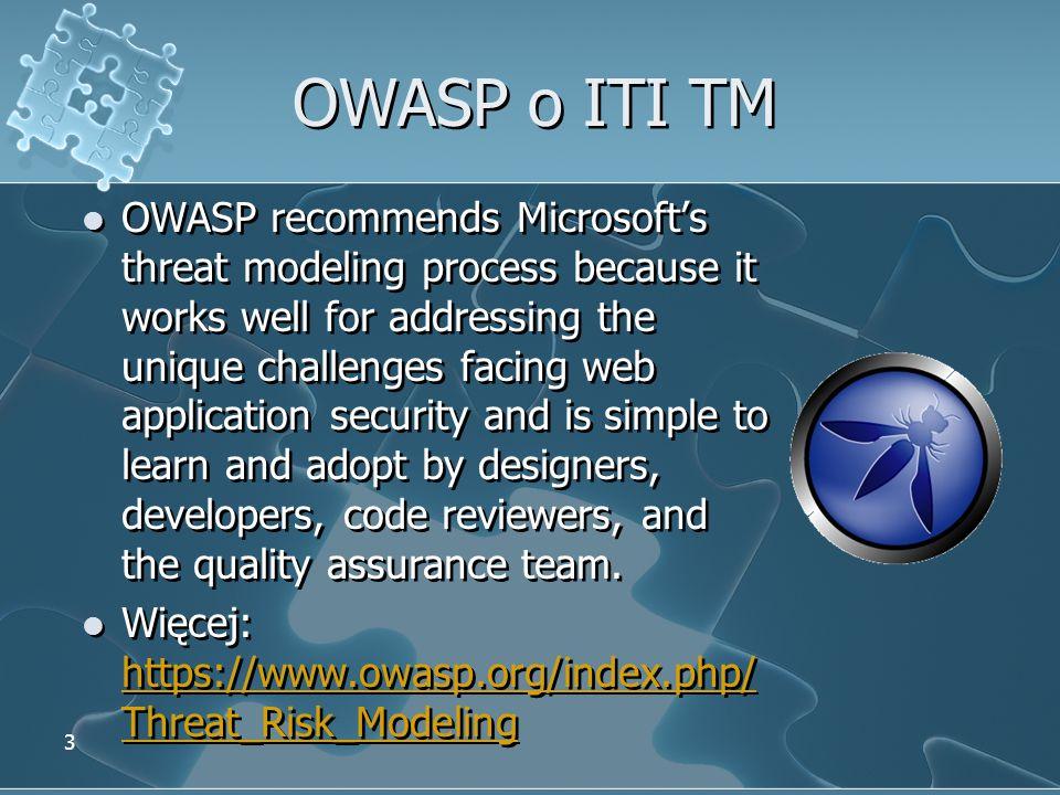 OWASP o ITI TM