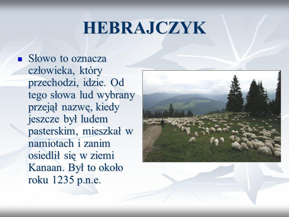HEBRAJCZYK