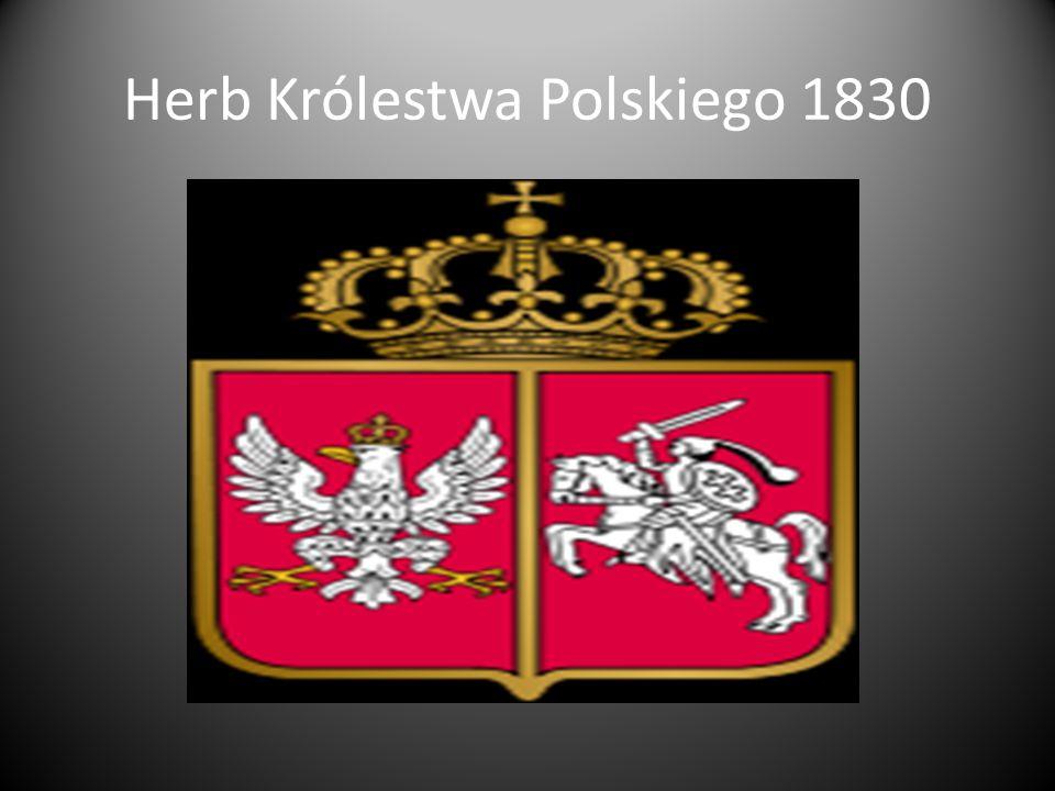 Herb Królestwa Polskiego 1830