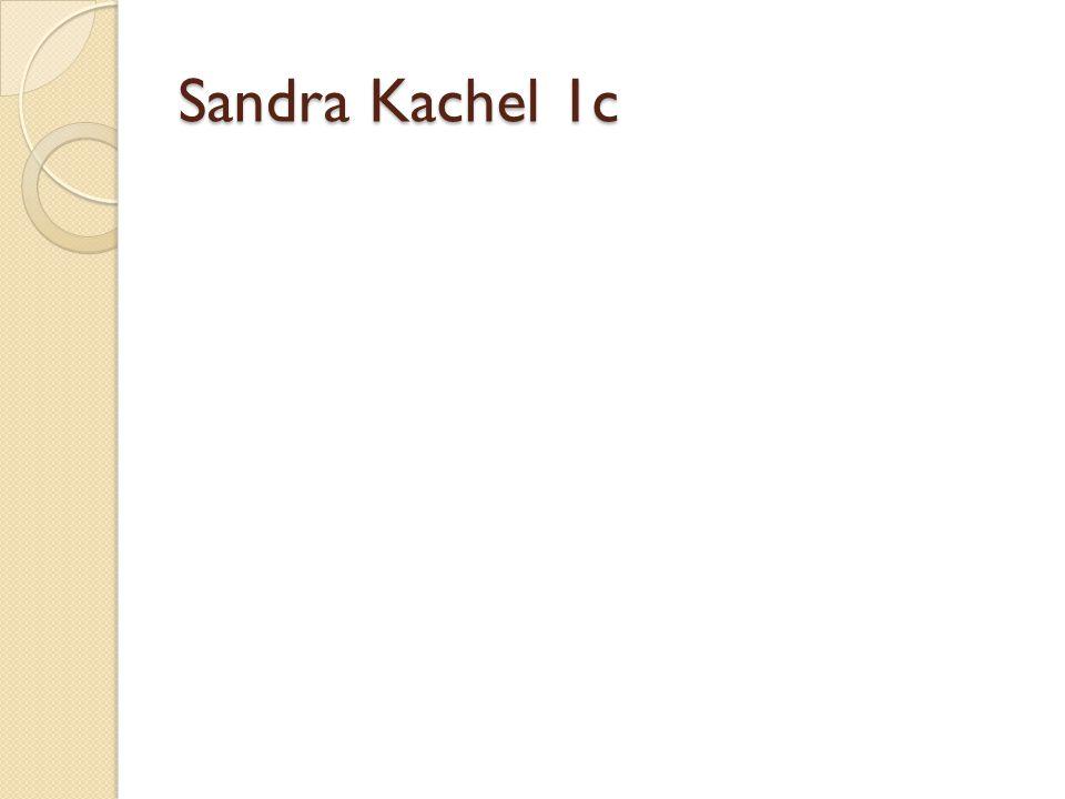 Sandra Kachel 1c