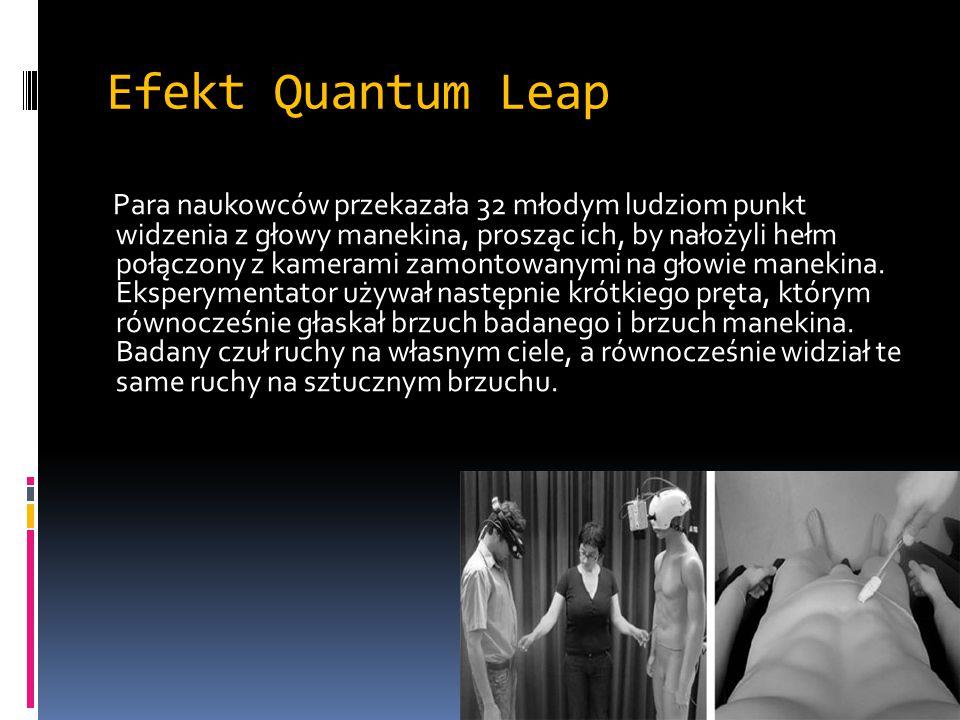 Efekt Quantum Leap