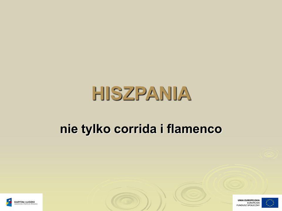 nie tylko corrida i flamenco