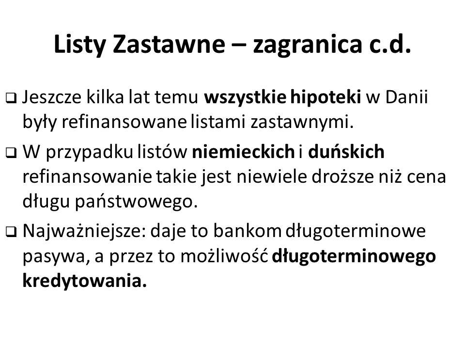 Listy Zastawne – zagranica c.d.