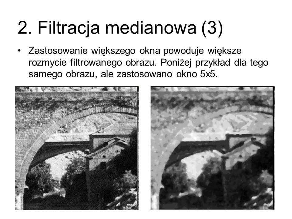 2. Filtracja medianowa (3)