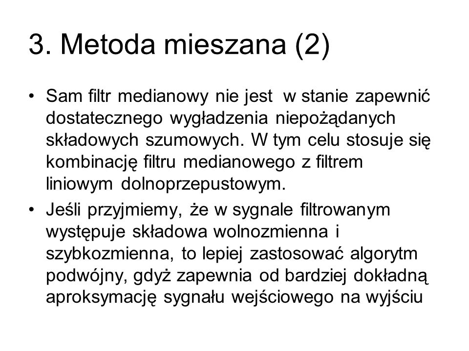 3. Metoda mieszana (2)