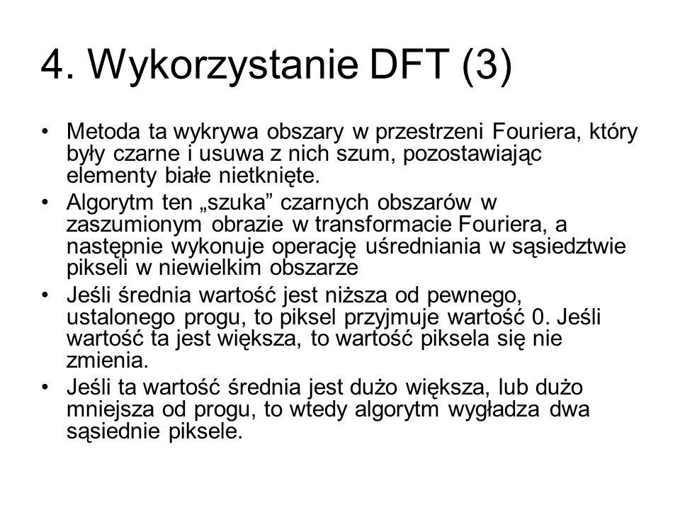 4. Wykorzystanie DFT (3)