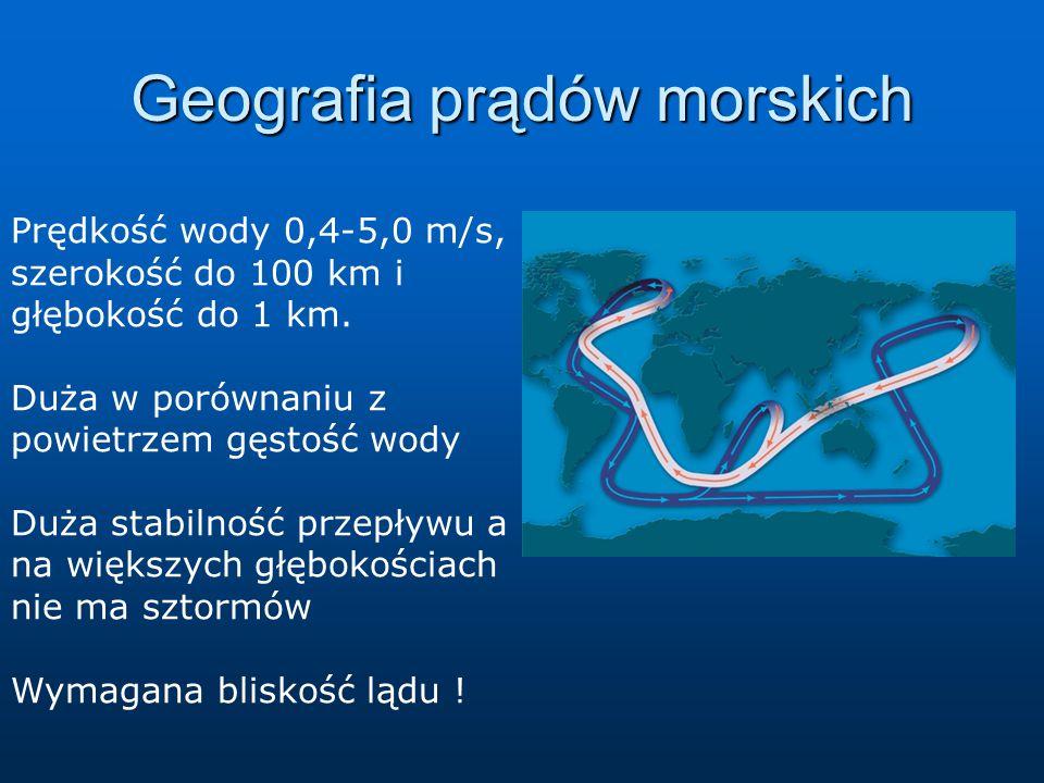 Geografia prądów morskich