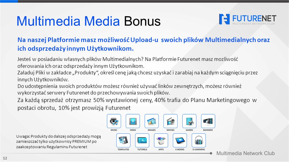 Multimedia Media Bonus
