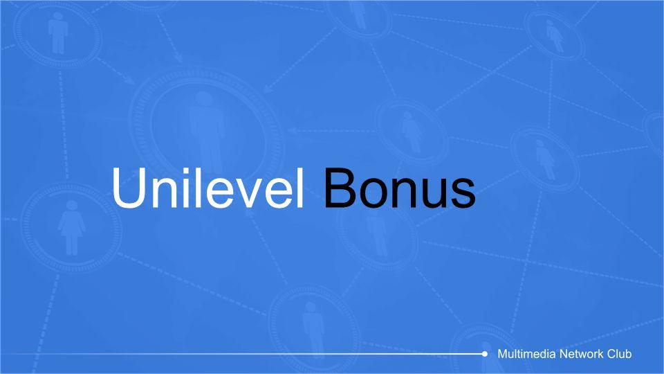 Unilevel Bonus