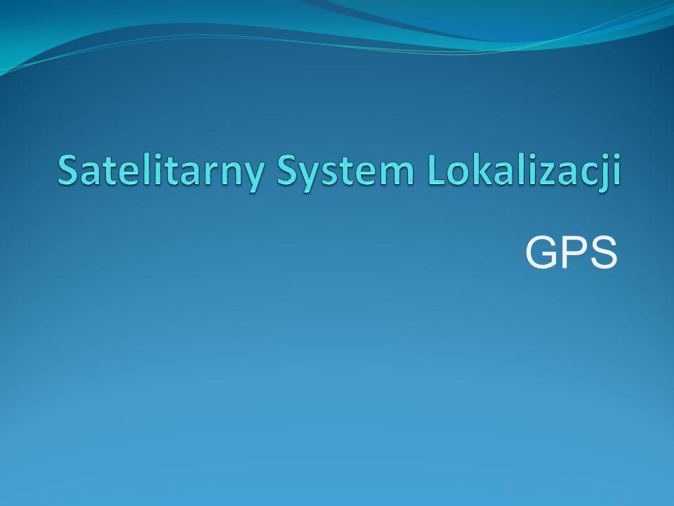Satelitarny System Lokalizacji