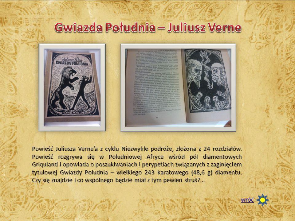 Gwiazda Południa – Juliusz Verne