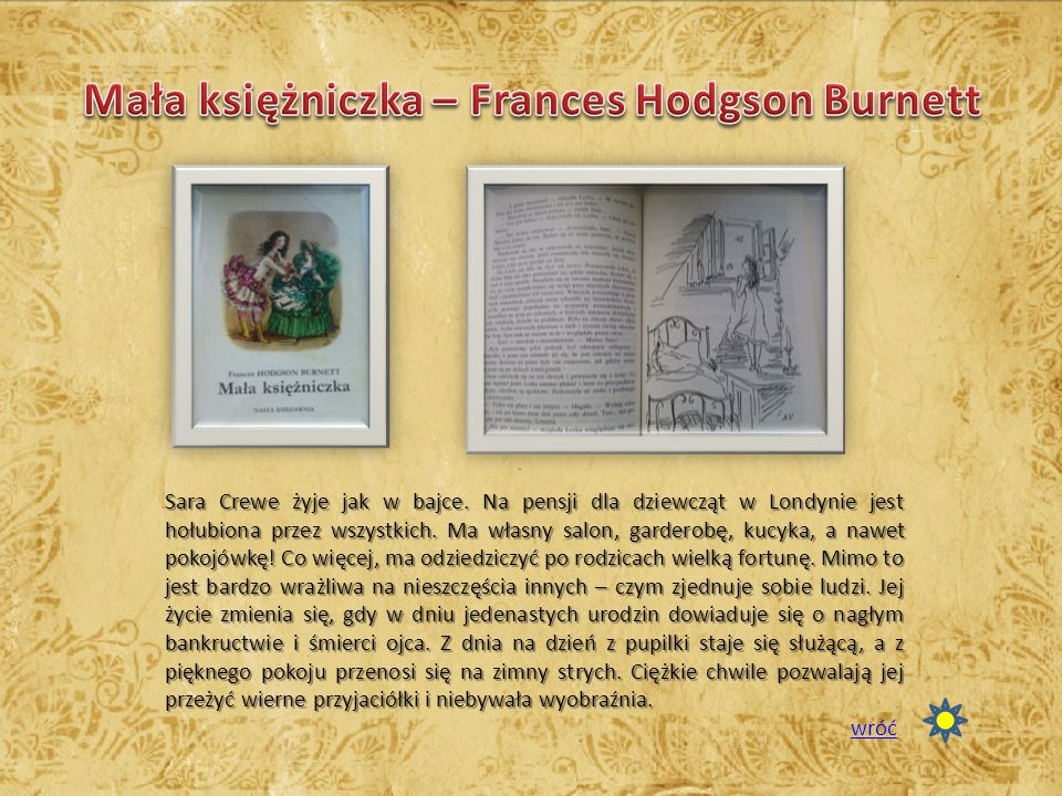 Mała księżniczka – Frances Hodgson Burnett