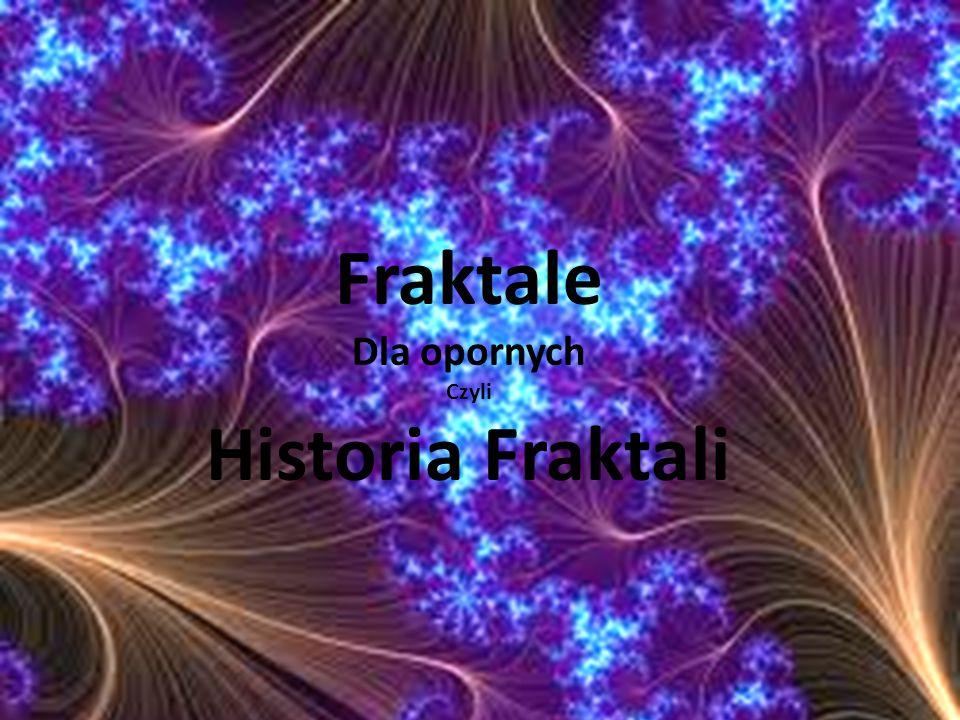 Fraktale Historia Fraktali