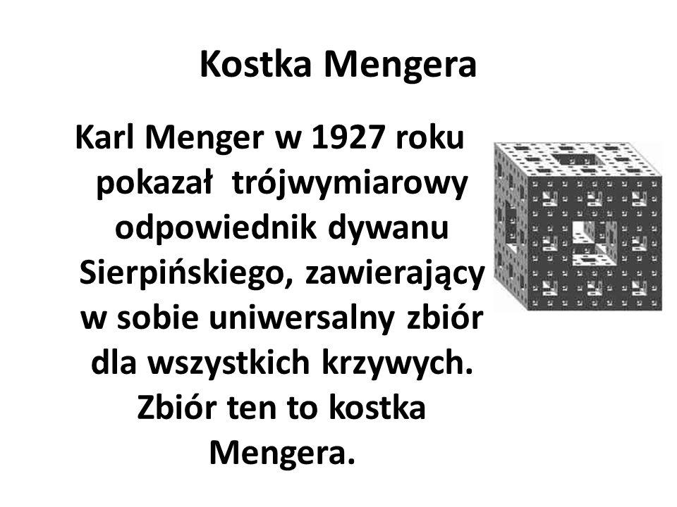 Kostka Mengera