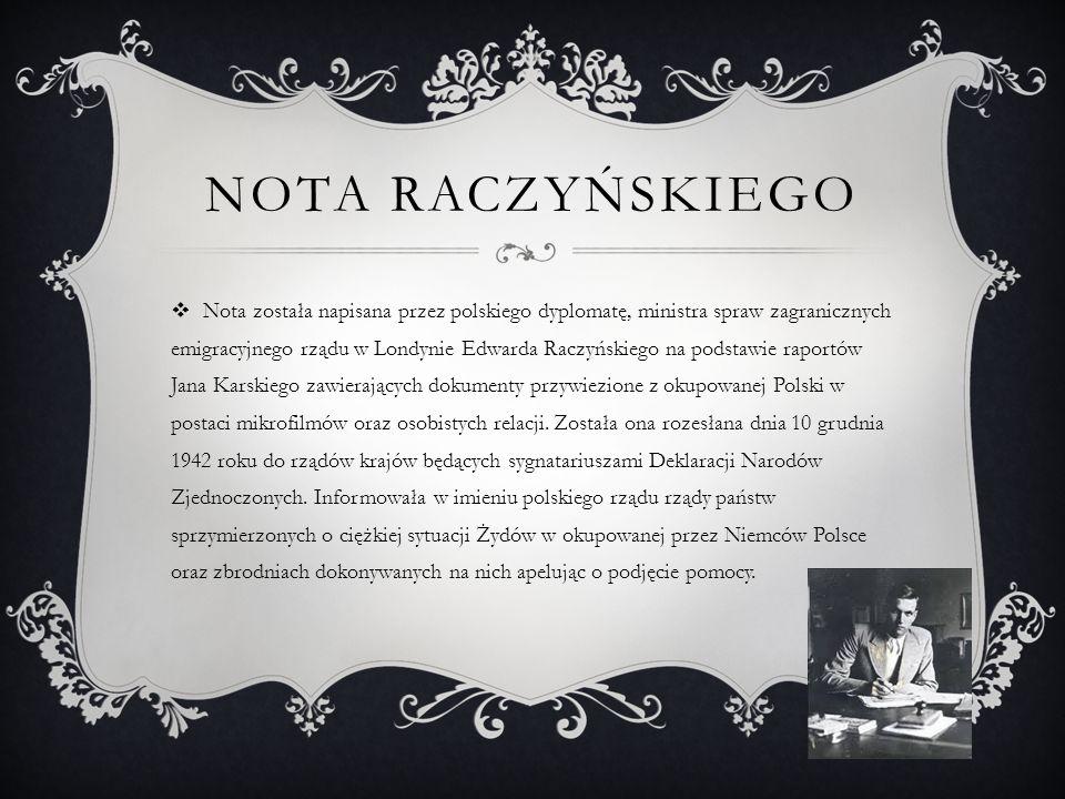 Nota Raczyńskiego
