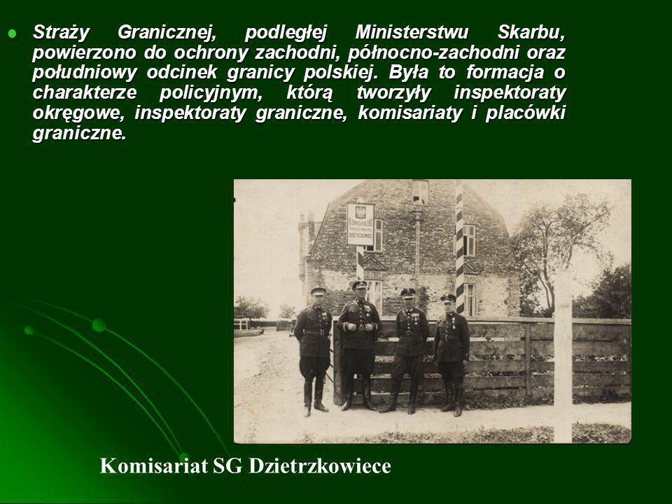 Komisariat SG Dzietrzkowiece