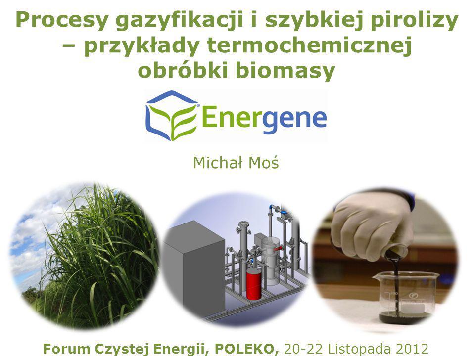 Forum Czystej Energii, POLEKO, 20-22 Listopada 2012