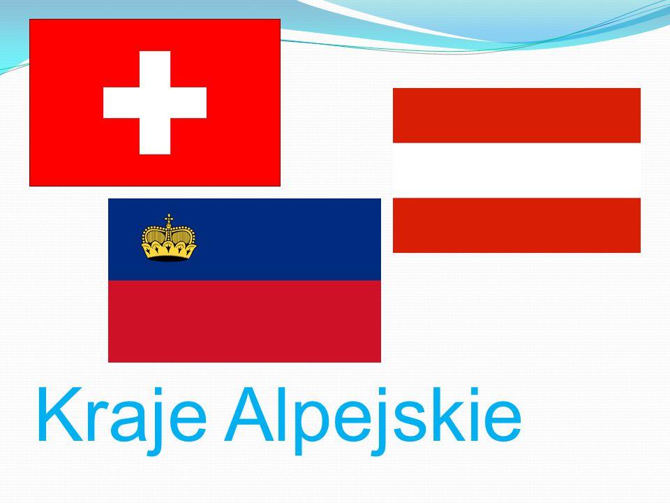 Kraje Alpejskie