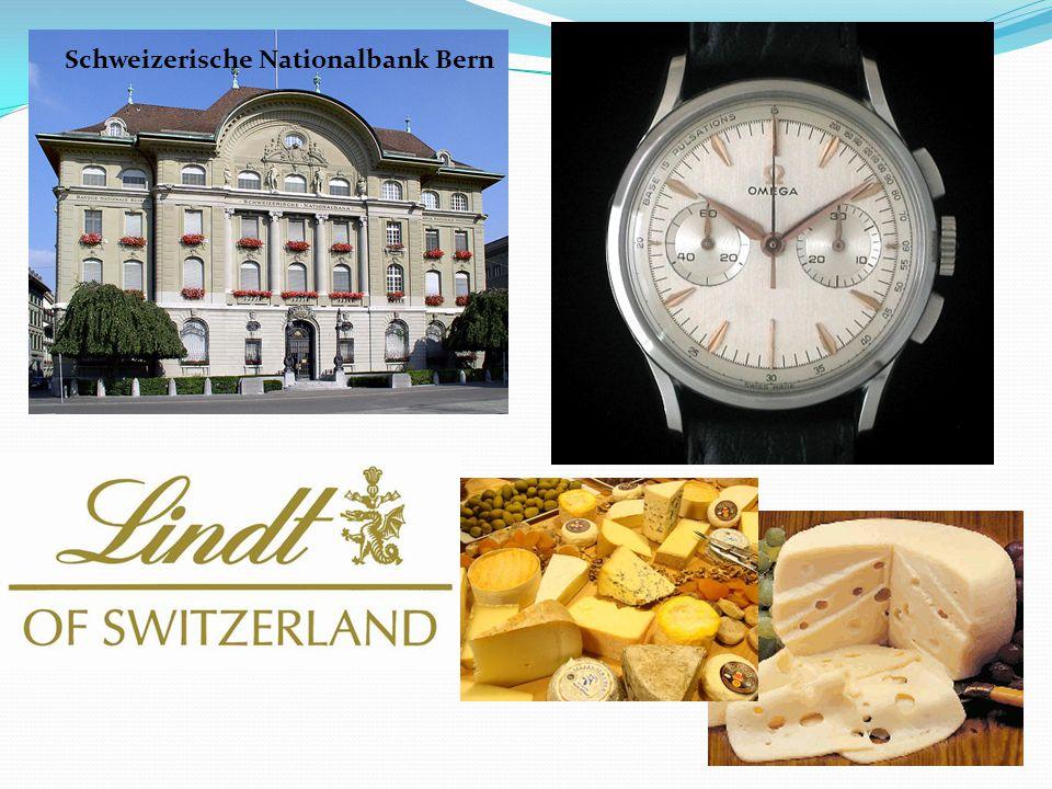Schweizerische Nationalbank Bern