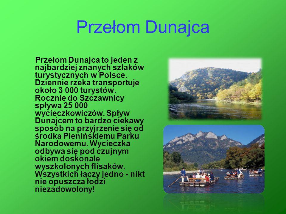 Przełom Dunajca