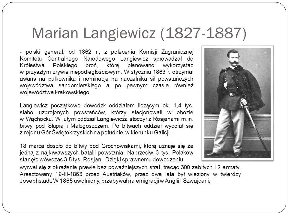 Marian Langiewicz (1827-1887)