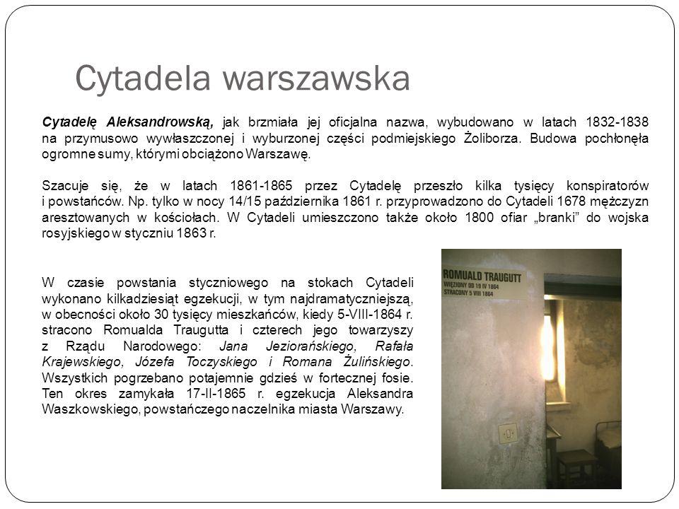 Cytadela warszawska