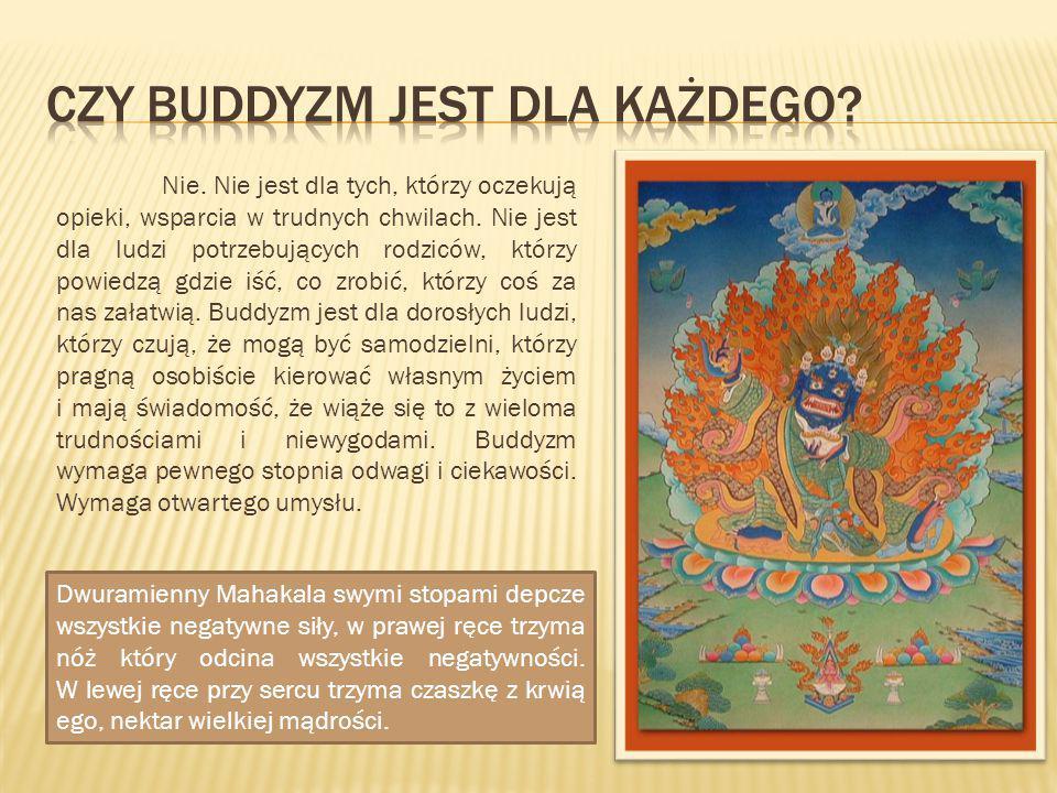 Czy buddyzm jest dla każdego