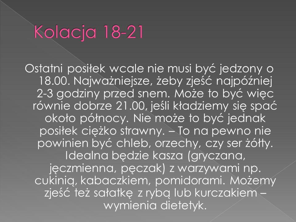Kolacja 18-21