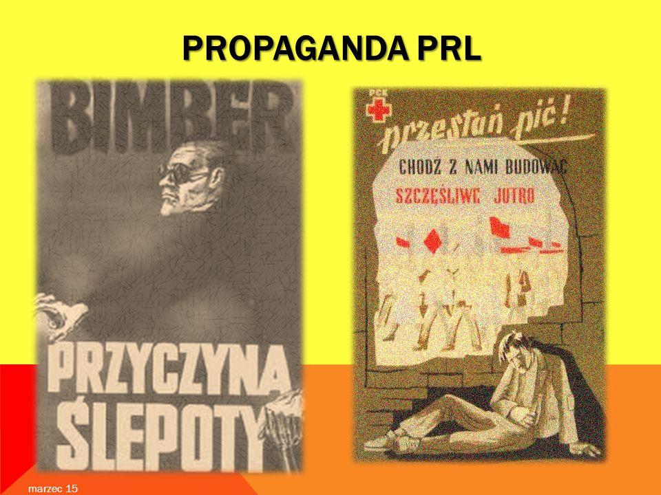 Propaganda PRL kwiecień 17