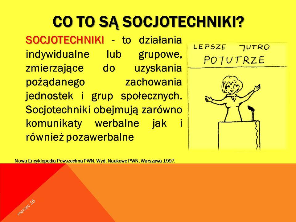 Co to są Socjotechniki