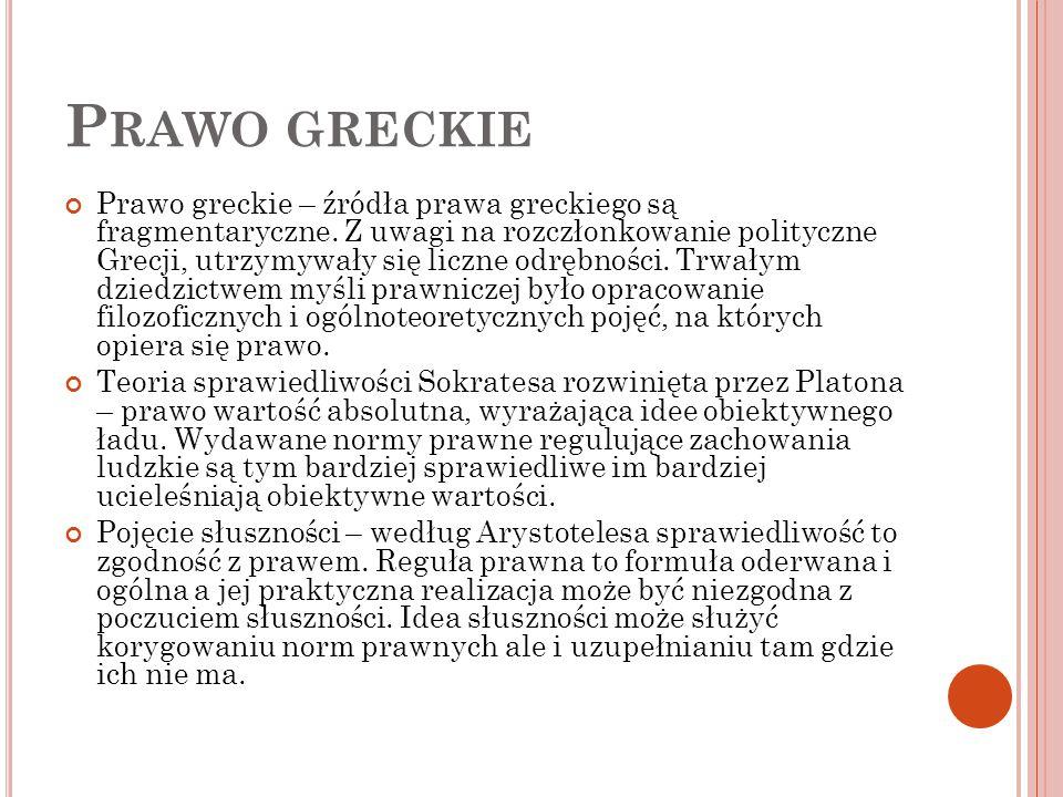 Prawo greckie