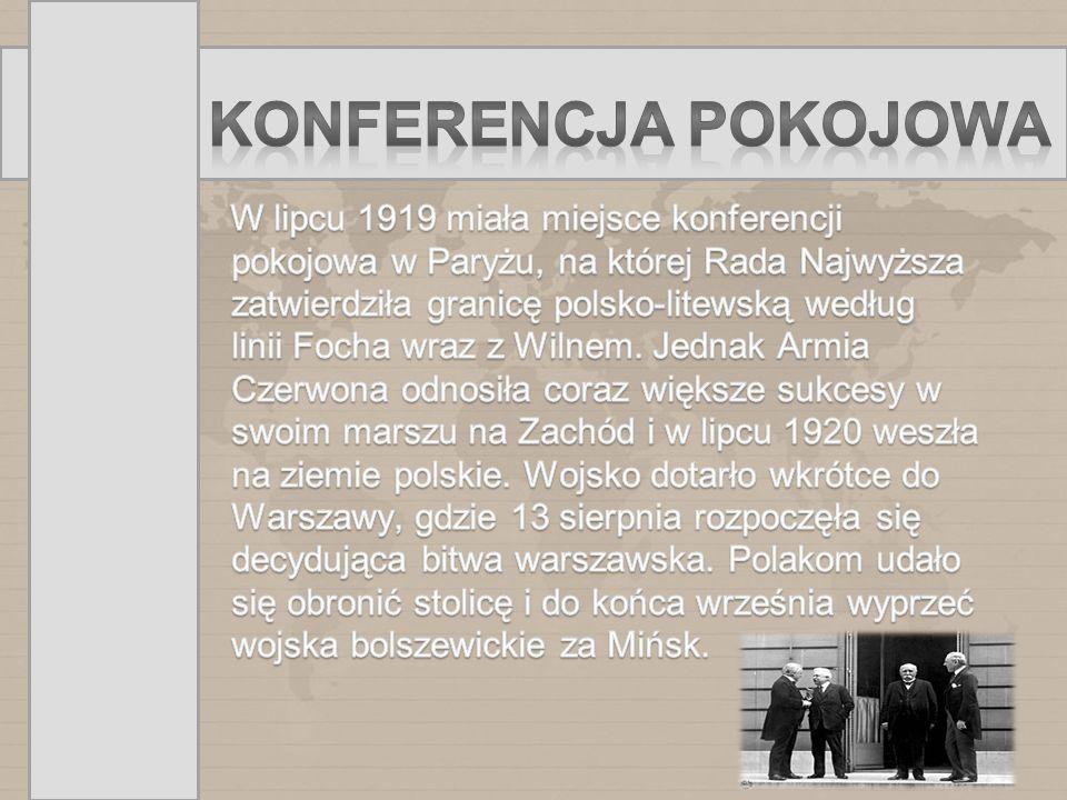 KONFERENCJA POKOJOWA
